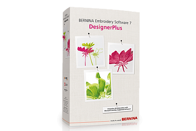 Программное обеспечение Bernina Designer Plus 7